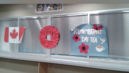 Remembrance Day Tea 2019