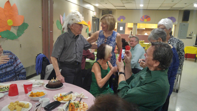 Peter's 100th birthday